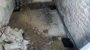 dératisation à anderlecht d'une cave infestée de rats. Clean Vermine société de dératisation à Bruxelles