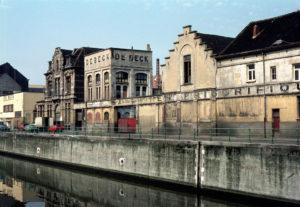 Quai de Mariemont à Molenbeek-Saint-Jean, dératisation à Molenbeek-Saint-Jean par Clean vermine Désinfection